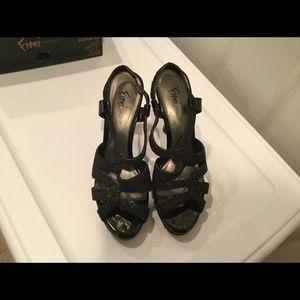 Fiona Night Black Dress Shoe - 6 1/2 m